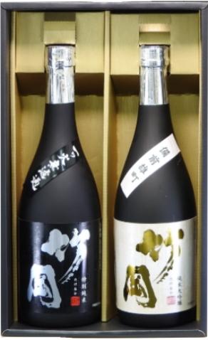 竹岡純米大吟醸竹岡特別純米セット